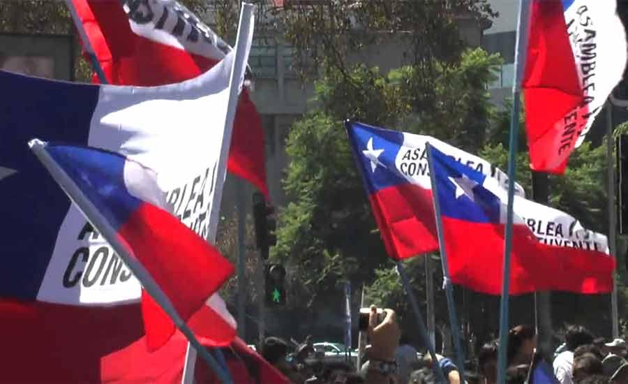 asamblea constituyente chile bachelet izquierda socialismo