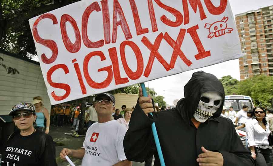socialismo latinoamerica libertad indiidualismo