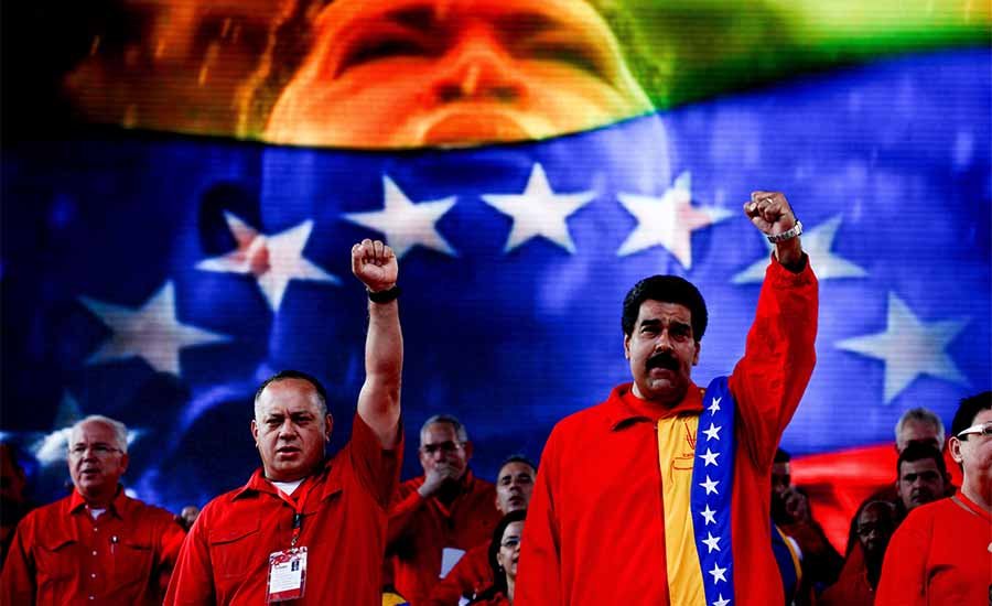 estado comunismo socialismo venezuela