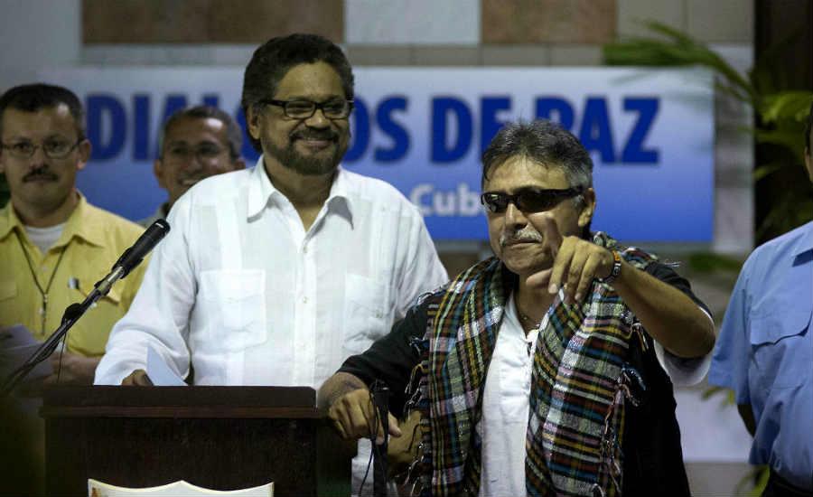 dialogos paz farc colombia guerrilla