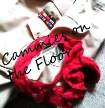 M ~ Cammies on the Floor ~ an unforgettable blogger
