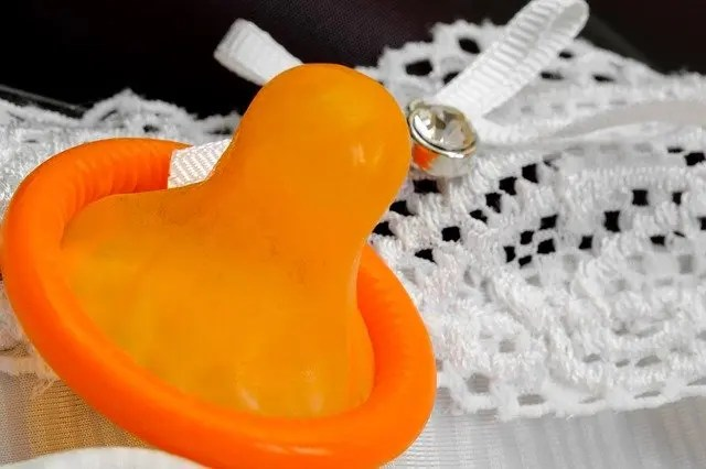 condom in fiction