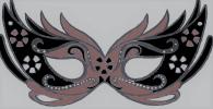 eye mask the great pretender