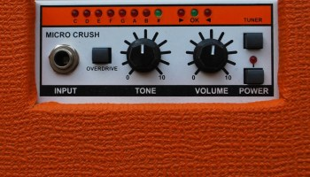 easy money orange amplifier
