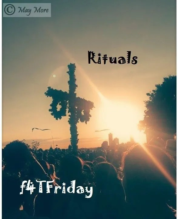 The Power of Ritual by Mr More