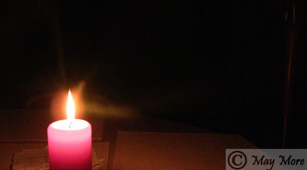 candle light comments