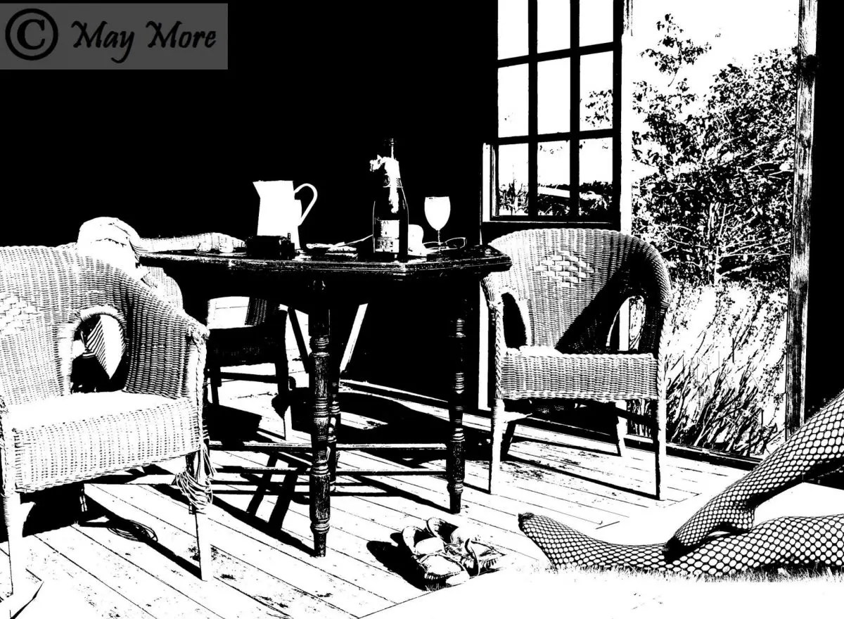 may more inside out - outside in