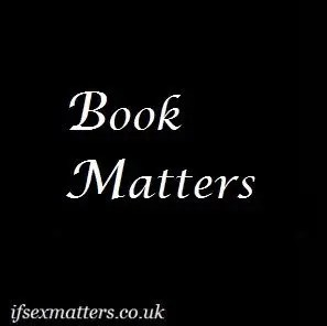 Book Matters book choices by steve