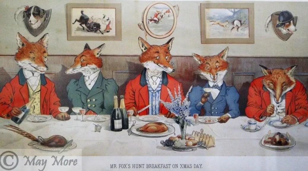 run with the fox