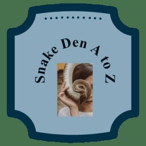 snake den