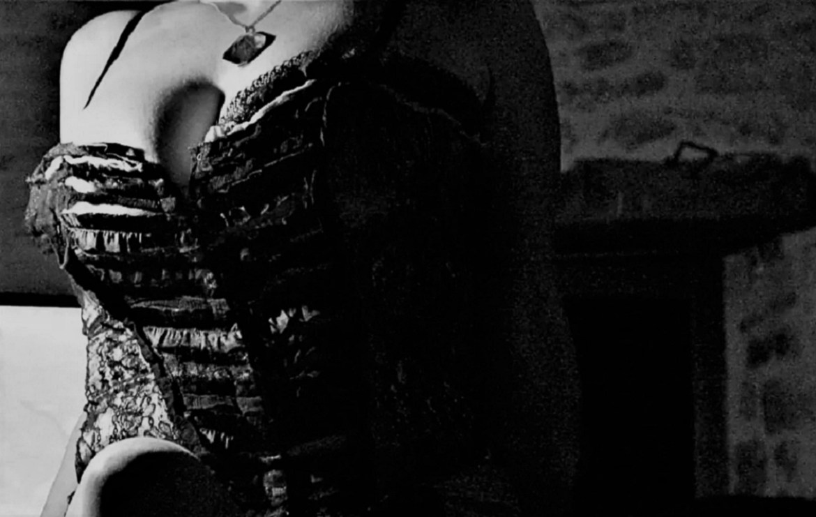 The one where Jane wears a corset ~ Flash Part 11