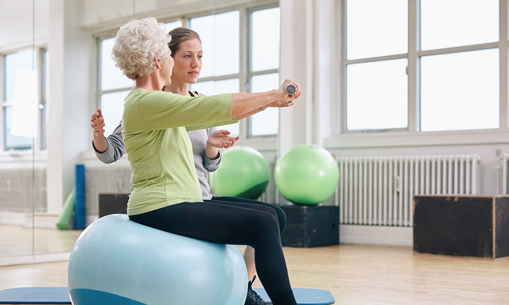 Personal Trainer for Special Population