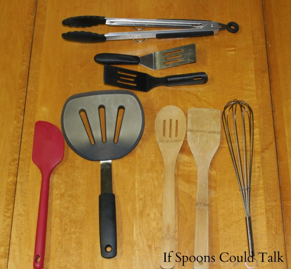 basic tools utensils