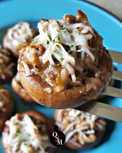 stuffed-mushroom