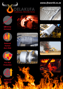 IFS Delakufa Thermal Protection Products