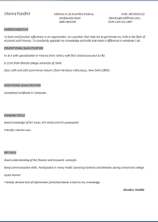 simple biodata format pdf curriculumvitaes