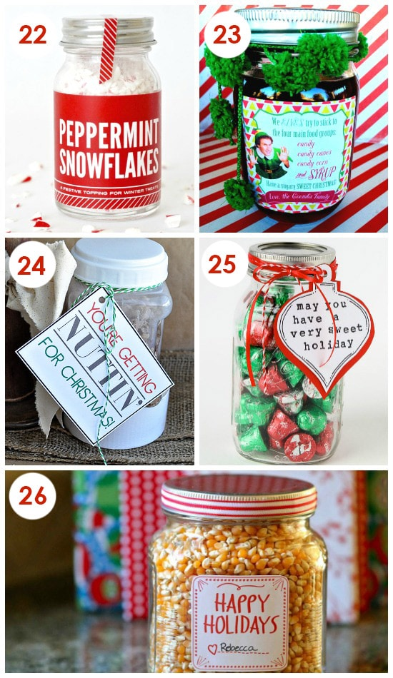 101 Quick And Easy Christmas Neighbor Gifts PushUP24