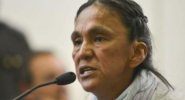 Juez argentino concede arresto domiciliario a Milagro Sala — chamosaurio