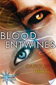 Book Tour Review: Blood Entwines by Caroline Healey + Giveaway for $20 Amazon GiftCard