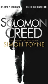 Solomon Creed by Simon Toyne. Review & Extract