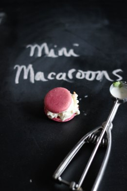 Ice Cream Macarons