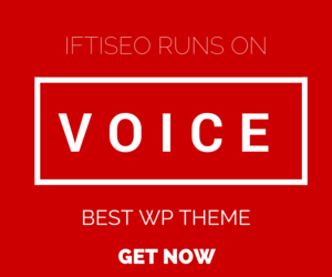 voice theme iftiseo