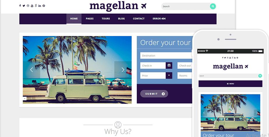 Magellan Theme