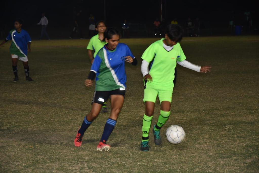 Tales of The Incredible game: Ep 01 || #ShePower Kicks off In The City Of Nawabs football