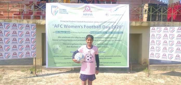 Gaffer Behind Women's Football Development in Himachal Pradesh || Mr Deepak Sharma || WhatsApp Image 2020 03 08 at 3.23.52 PM 3