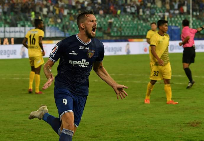 Five Chennaiyin FC players who are on the verge of leaving NERIJUS VALSKIS