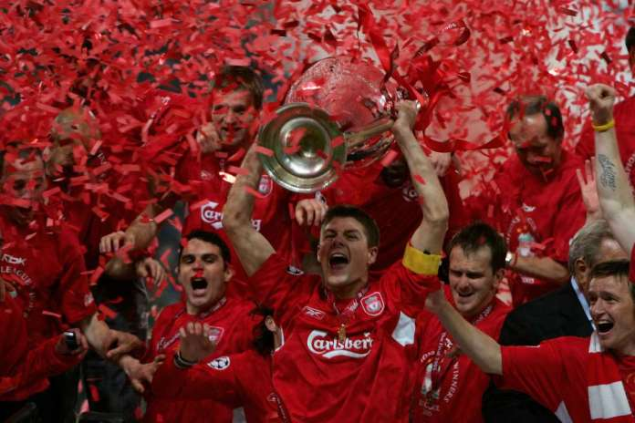 ISL Players who were part of Miracle of Istanbul steven gerrard liverpool champions league 2004 05 12stn1w4ri76h1pg6faftm6lol