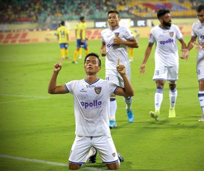 Indian Player Of The Season: Chennaiyin FC lzchhangte 20200505 170617 0