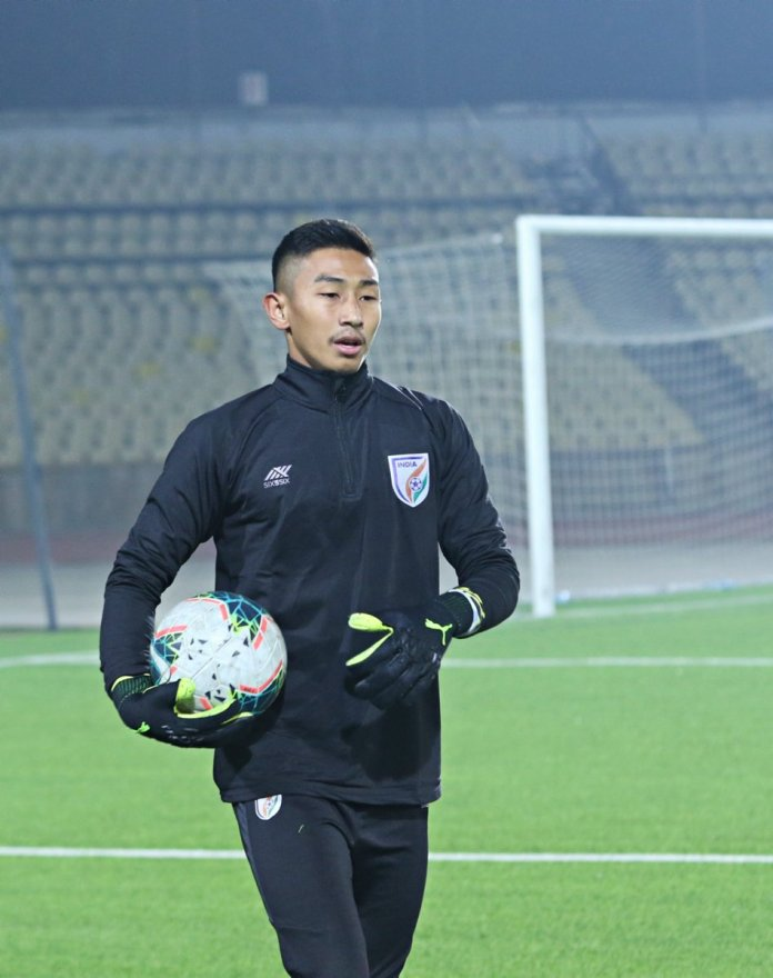 Where are the players of the Indian team of AFC U-16 Championship 2014, now? Dheeraj 1
