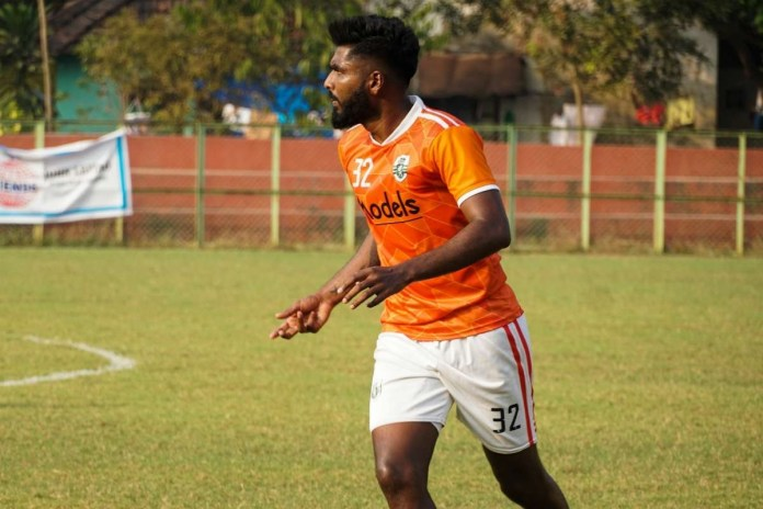 George D'souza signs for Odisha FC