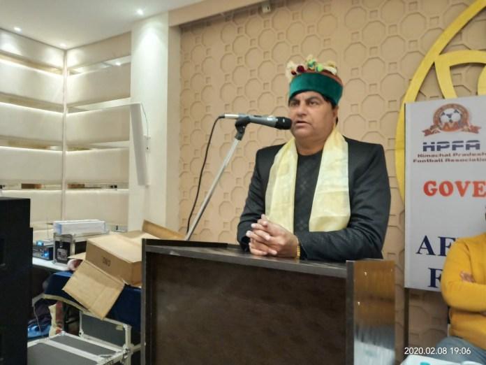 In Talks with HPFA General Secretary: Deepak Sharma SAVE 20200628 031313