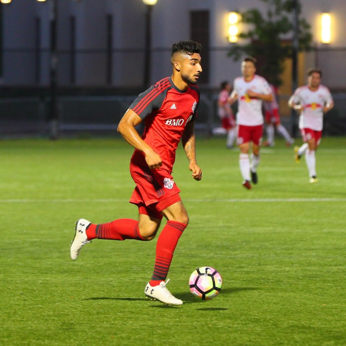 """Shaan Hundal - """"I would Definitely Consider To Play For India, If Offered Under Better Circumstances!"""" torontofcii 20200718 235913 4"""
