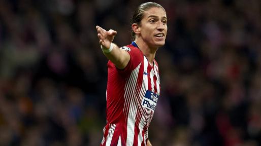 ISL - Gerard Nus wants to bring former Atletico Madrid defender Filipe Luis to Northeast United filipe luis atletico madrid 1554283632 21503