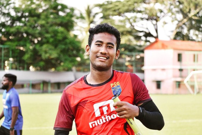 ISL - Northeast United FC complete the signing of Pragyan Gogoi from Kerala Blasters FC D4 H8w UcAANFqv