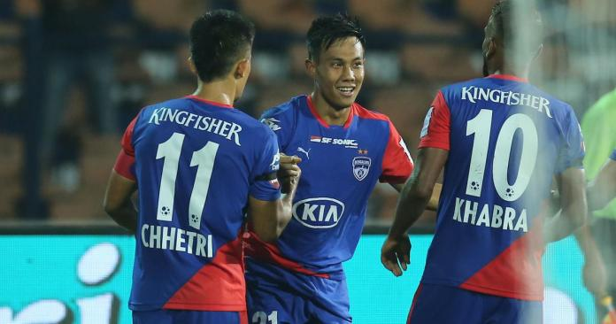 "Udanta Singh - ""We want to make the fans proud every time we step on the pitch"" Udanta BFC"