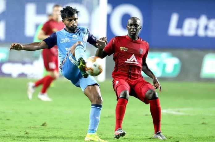 Khassa Camara - I made the best decision of my career by joining  NorthEast United FC IMG 20201231 WA0004