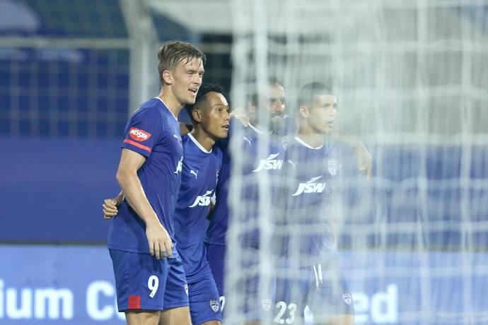 Player Ratings - Bengaluru FC vs NorthEast United FC Udanta Singh