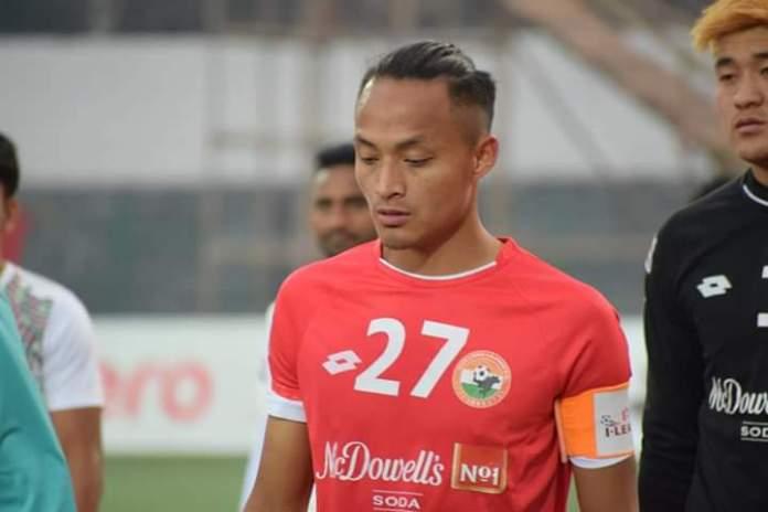 Aiban Dohling, Shillong Lajong FC