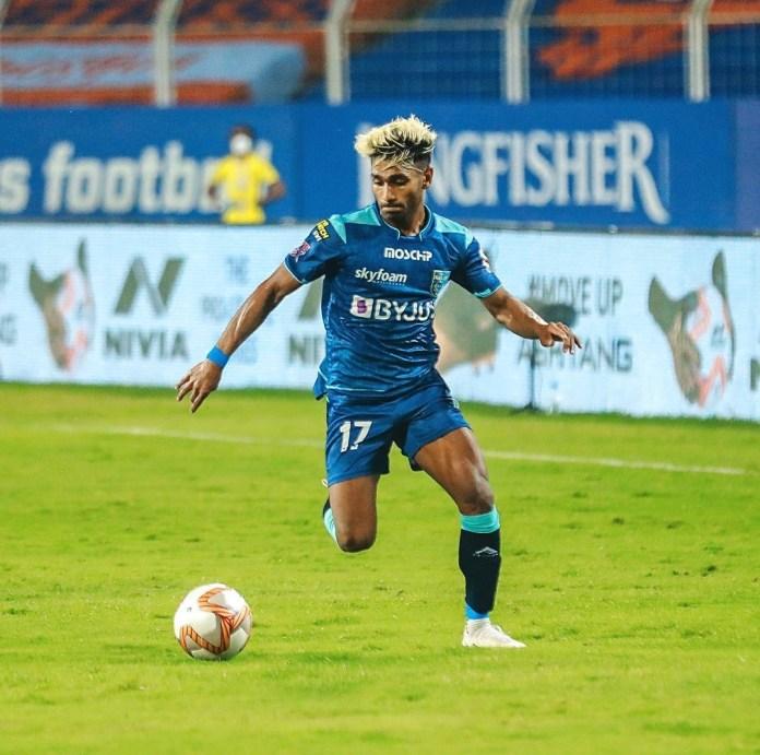 Rahul KP - Rising Star of Indian Football | ISL 2020-21 Screenshot 2021 03 01 11 09 31 08