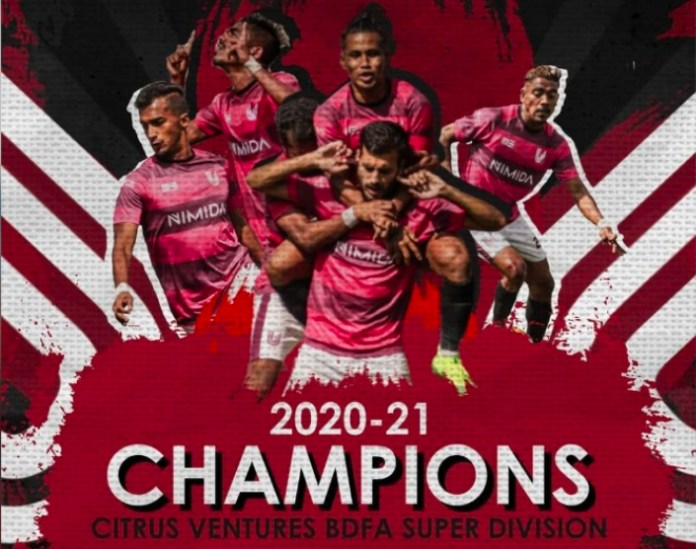 FC Bengaluru United edge past FC Deccan to claim the BDFA Super Division 2021 championship Screenshot 2021 0313 082319