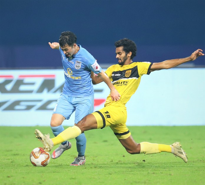 ISL 2020-21 | Top 5 Emerging Players akash mishra once again impressed in hfc defence isl 1601newsroom 1610815545 191