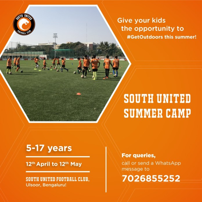 Now train and learn football in Bengaluru from UEFA pro licensed coach in summer camp Summer Camp