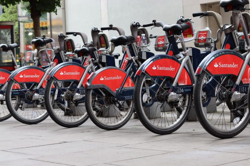 santander-bicycles