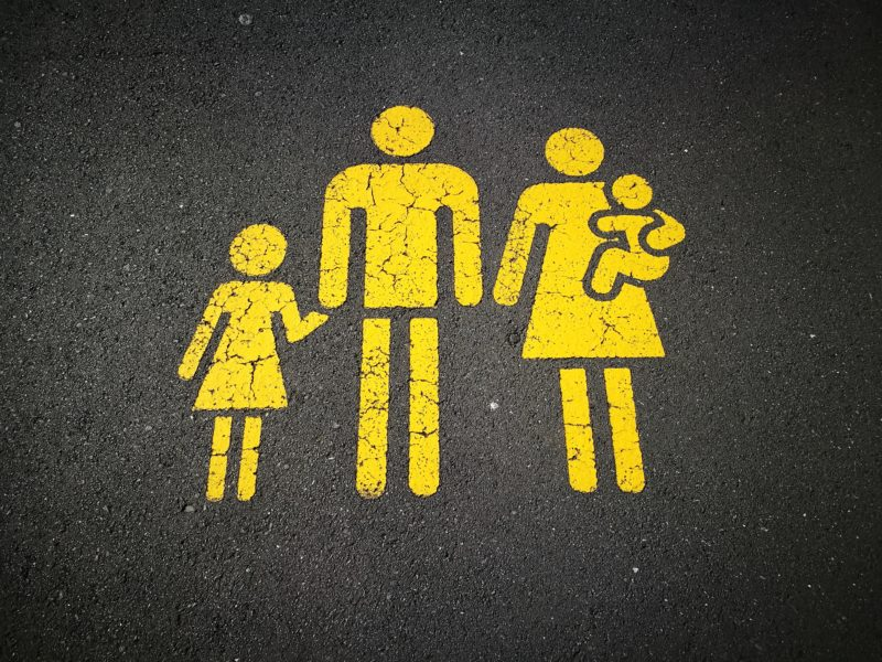 yellow-family-sign