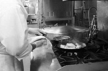 Chef Scott Craig, Chef's Table, July 30, 2010