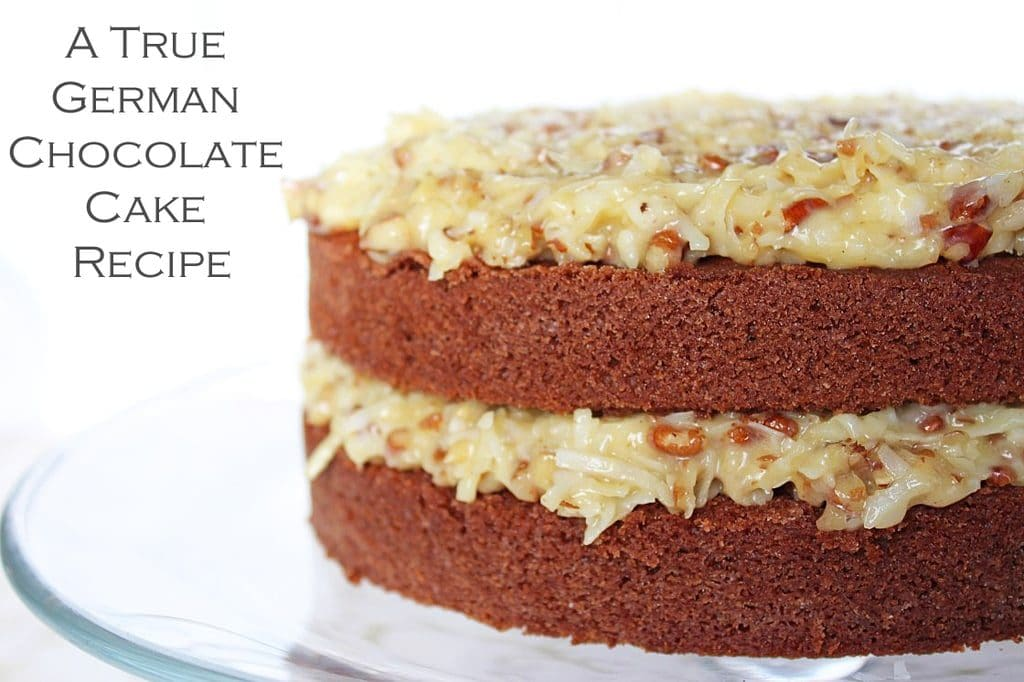 german chocolate cake recipe if you give a blonde a kitchen